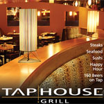 Branding Sample - Tap House Grill Ads, Posters