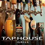 Branding Sample - Tap House Grill Beer Club Collateral